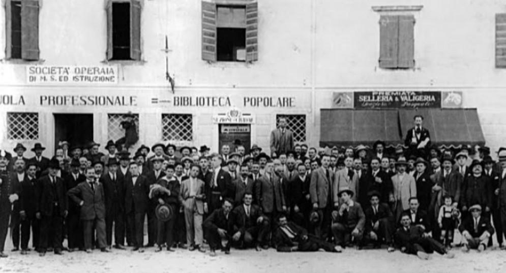La Somsi di Cividale del Friulicompie 150 anni