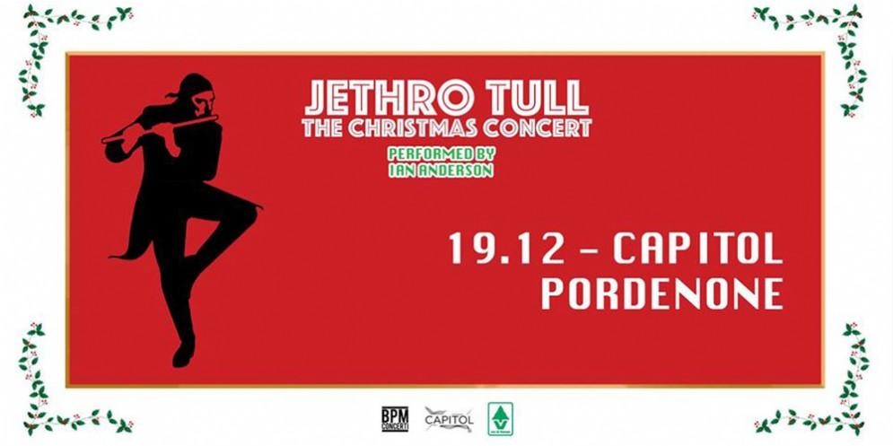 Jethro Tull in concerto al Capitol di Pordenone