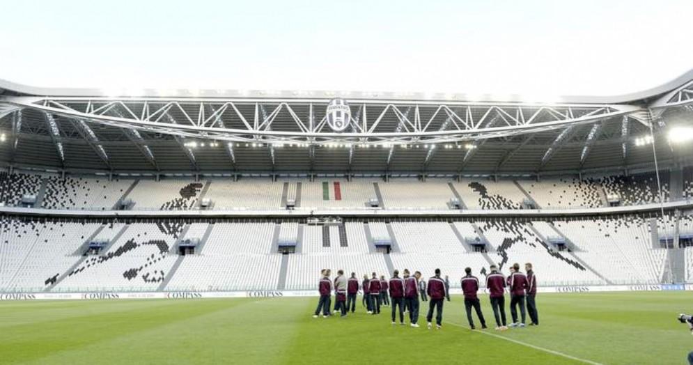 La Juventus unica squadra italiana nella top ten per valore sponsor stadi