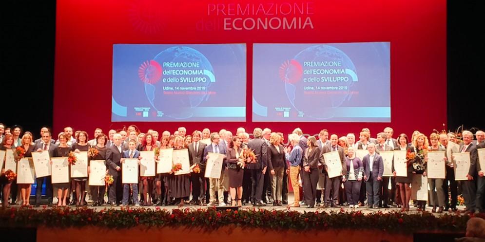 Da tradizione a futuro, successo per la prima Premiazione dell'Economia della CciaaPn-Ud