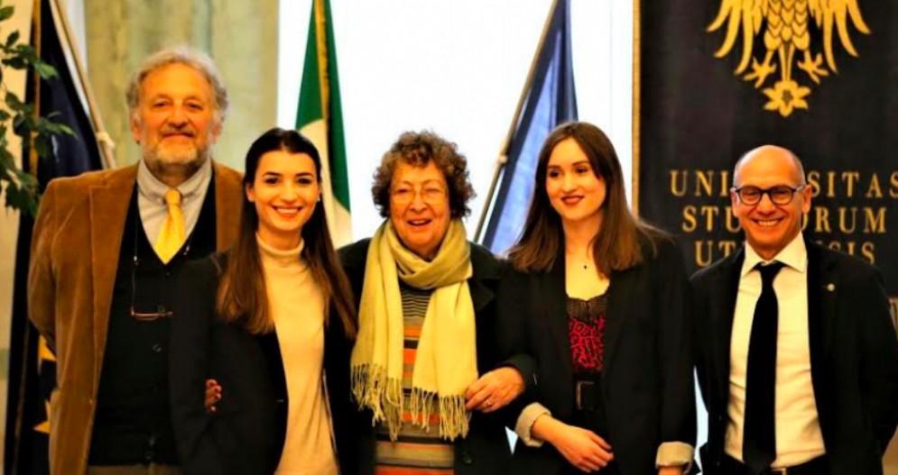 Alle friulane Giulia Candusso e Stefania Liviero le borse di studio Zecchin