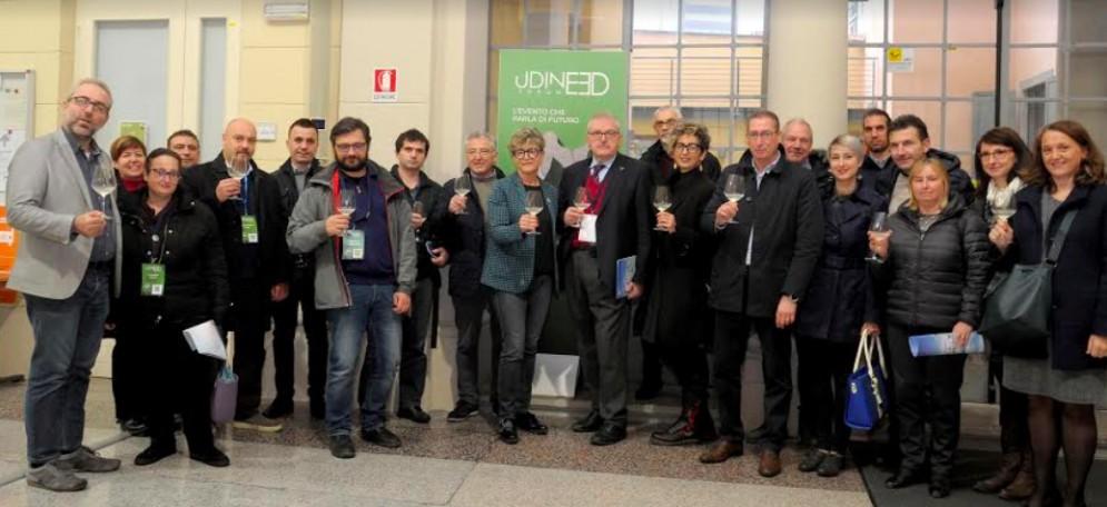 Inaugurata la nona edizione di Udine3D Forum