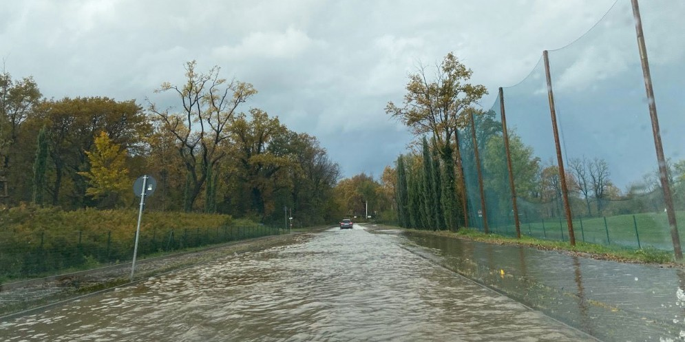 Maltempo: fase critica per le piogge, ma la Pc ha la situazione sotto controllo