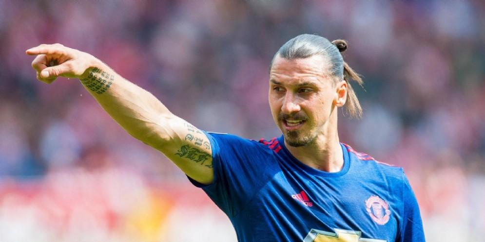 Zlatan Ibrahimovic: a gennaio tornerà ad essere un giocatore del Milan?