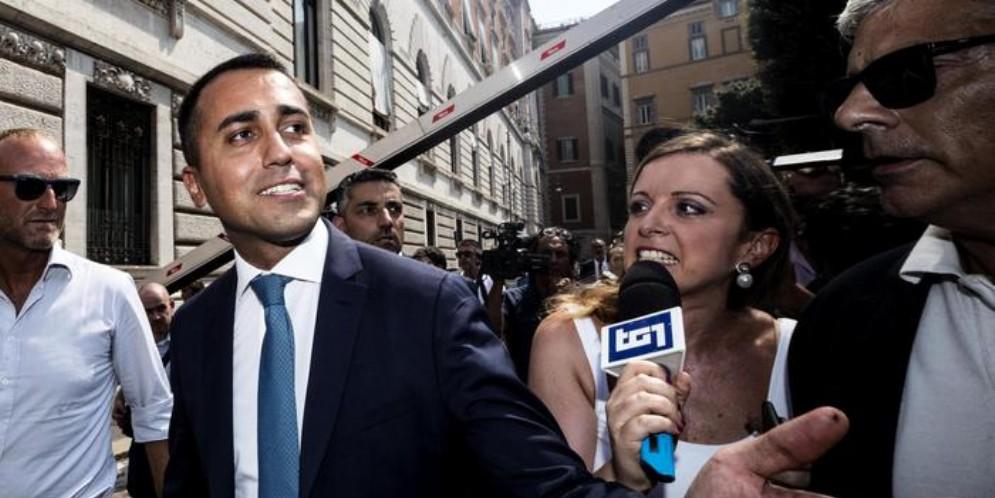 Luigi Di Maio, capo politico del MoVimento 5 Stelle