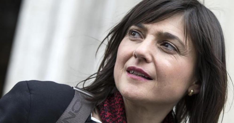 La Deputata del PD, Debora Serracchiani