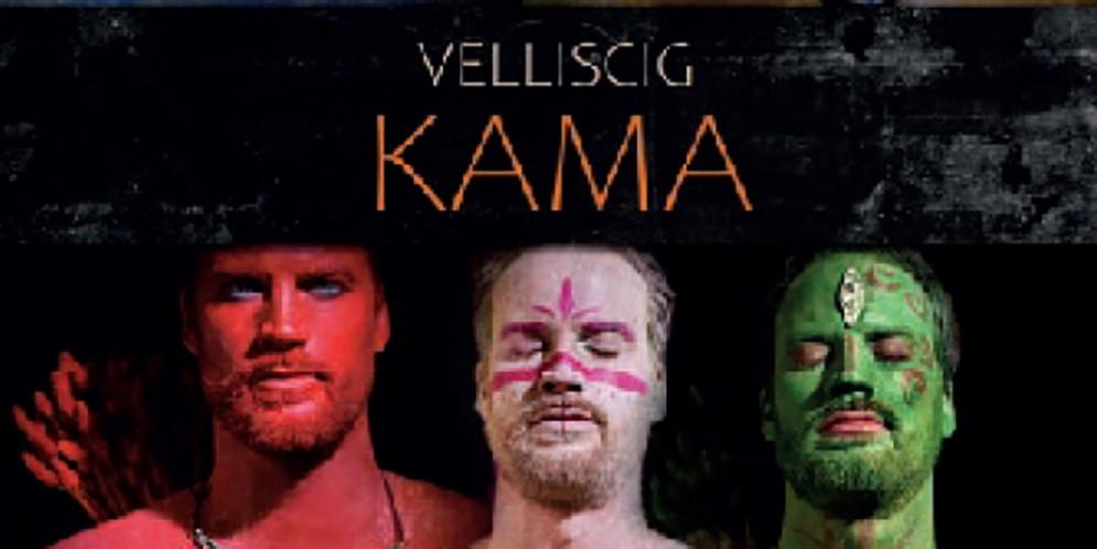 """""""Kama"""": Il disco d'esordio da solista di Alessio Velliscig"""