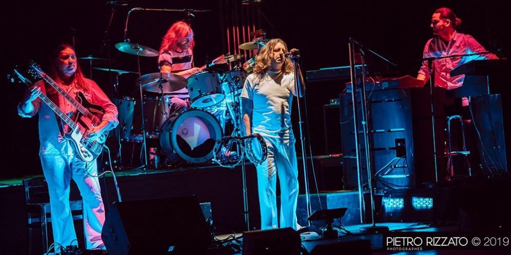 Una notte nella scatola musicale dei Genesis