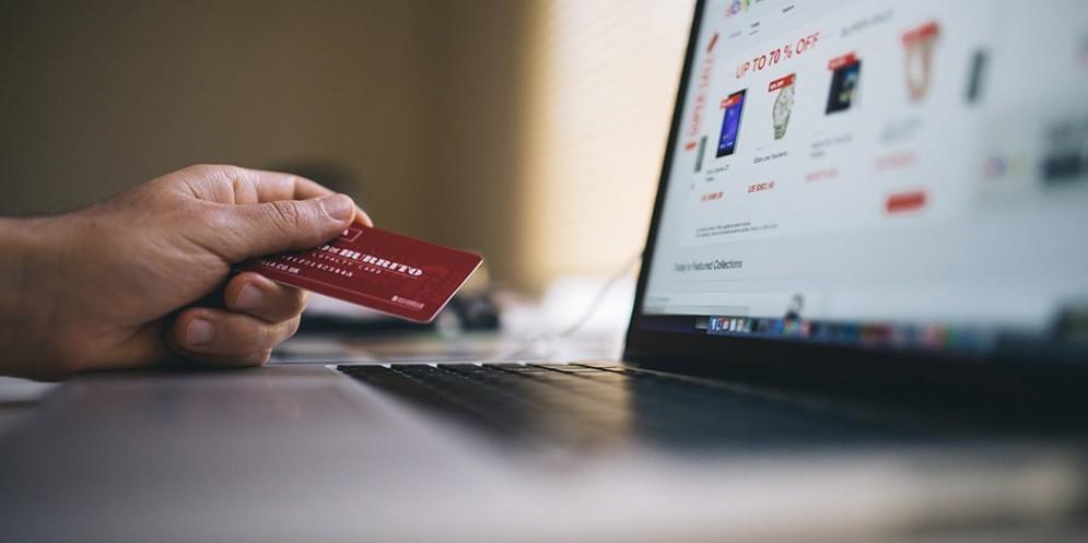 Acquisti online durante il black friday