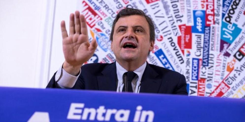 Carlo Calenda, leader di Azione