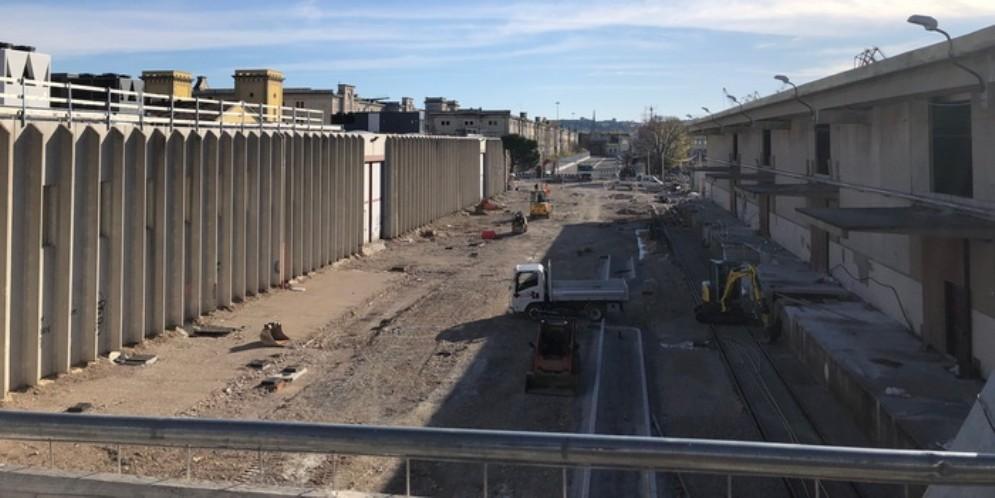 Porto Vecchio, proseguono i lavori per la costruzione del Centro Congressi Polifunzionale