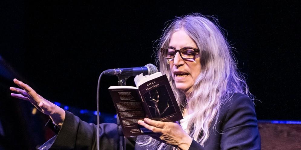 Anche Patti Smith dice «Trieste I love you»