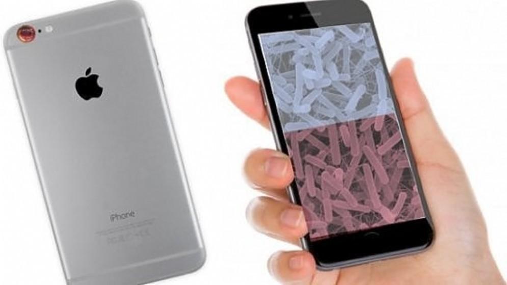 Lente adesiva (dal costo di un centesimo) trasforma lo smartphone in un microscopio potentissimo