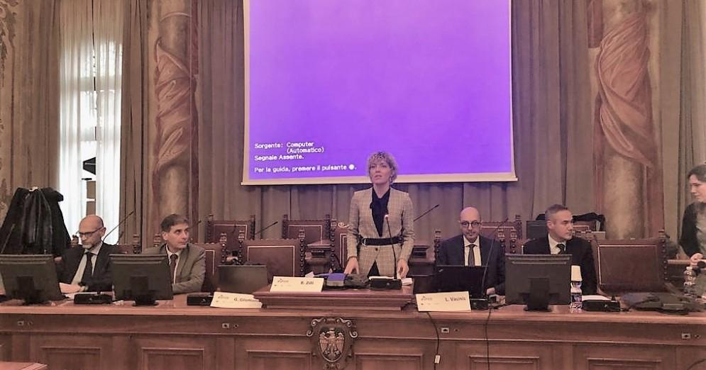L'assessore regionale Barbara Zilli