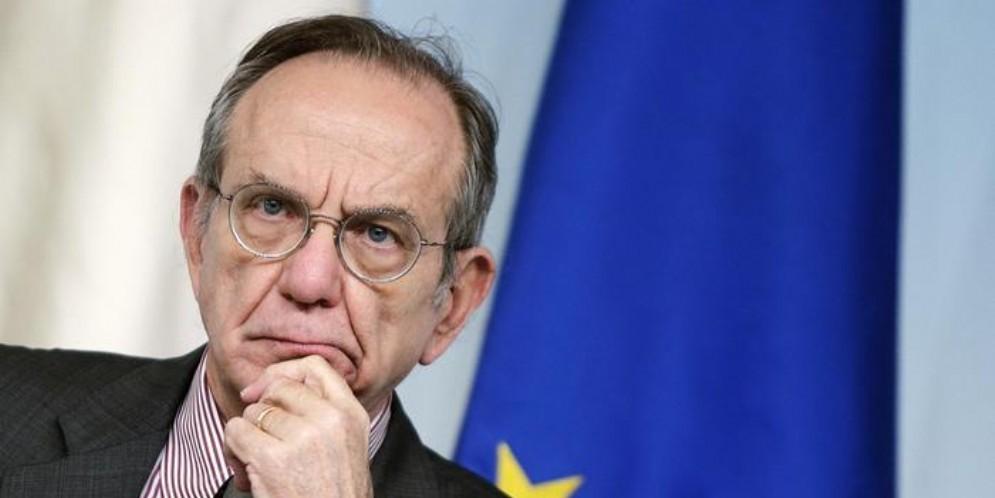 L'ex Ministro dell'Economia, Piercarlo Padoan