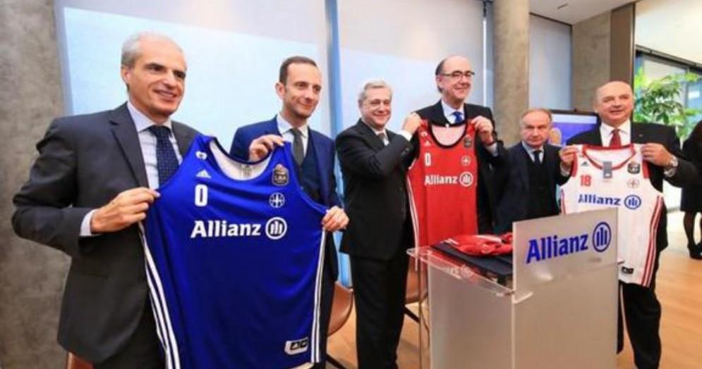 Allianz apre nuova era in Pallacanestro Trieste