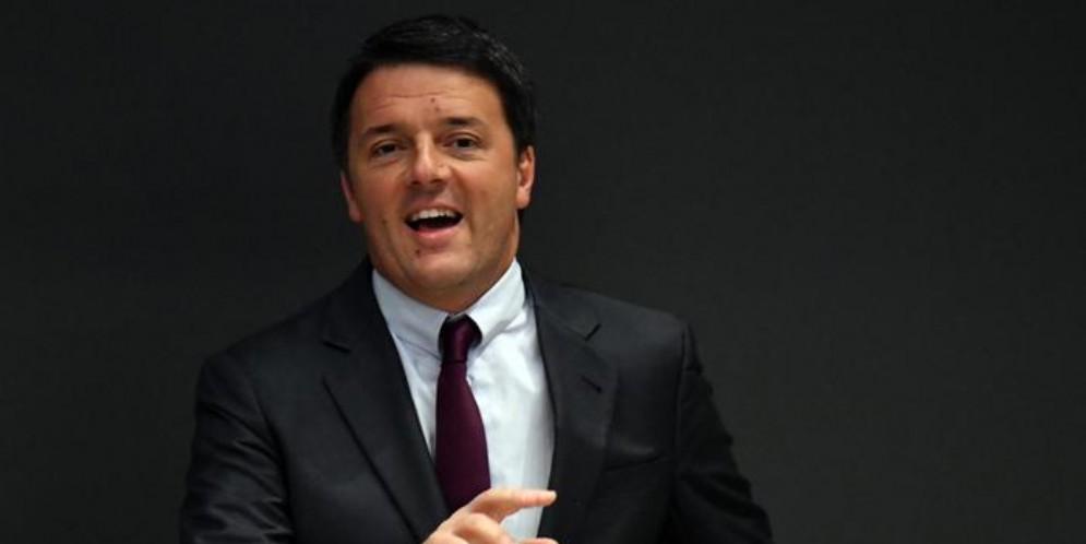 Il leader d'Italia Viva, Matteo Renzi