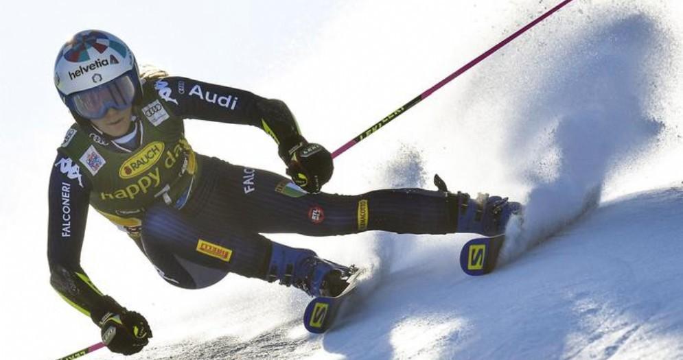 Marta Bassino ottiene la sua prima vittoria in carriera