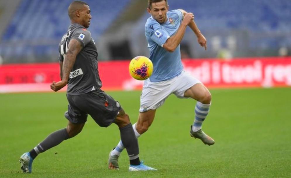 L'Udinese esce dall'Olimpico con un passivo di 3 gol