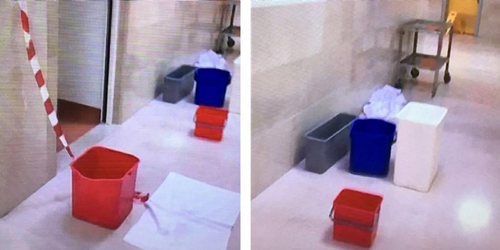 Sergo (M5S): «Pioggia nell'ospedale di Udine, quali azioni si vogliono attuare?»
