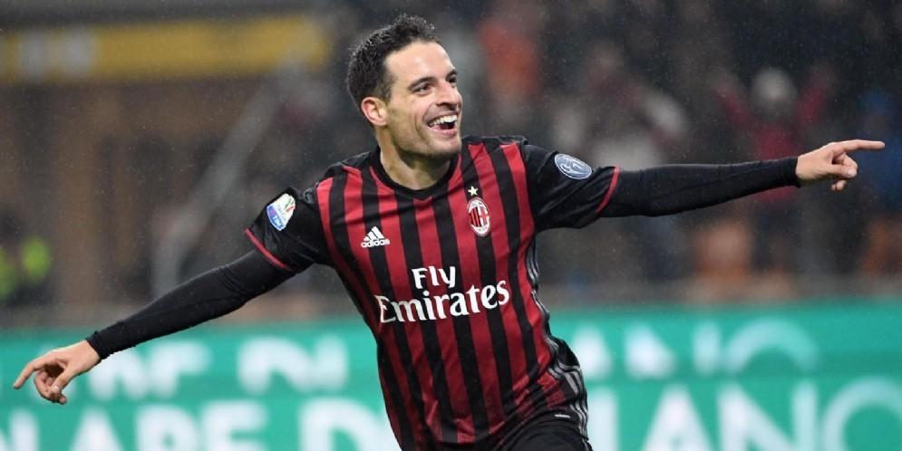 Giacomo Bonaventura, centrocampista del Milan dal settembre 2014