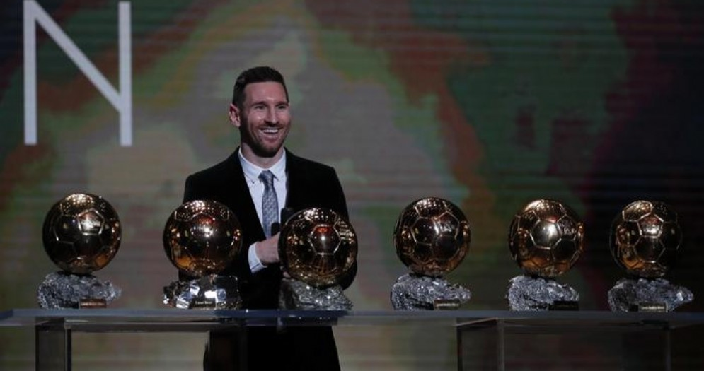 L'anno del sesto pallone d'Oro di Lionel Messi