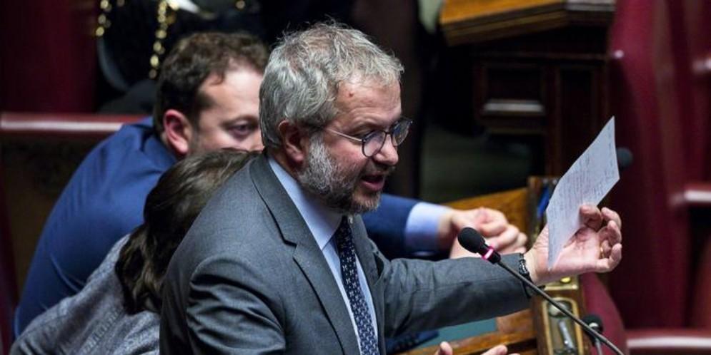 Il Deputato della Lega, Claudio Borghi