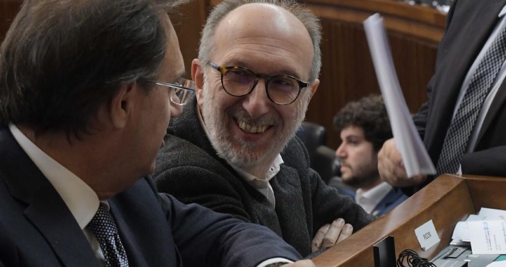 L'assessore regionale Riccardo Riccardi