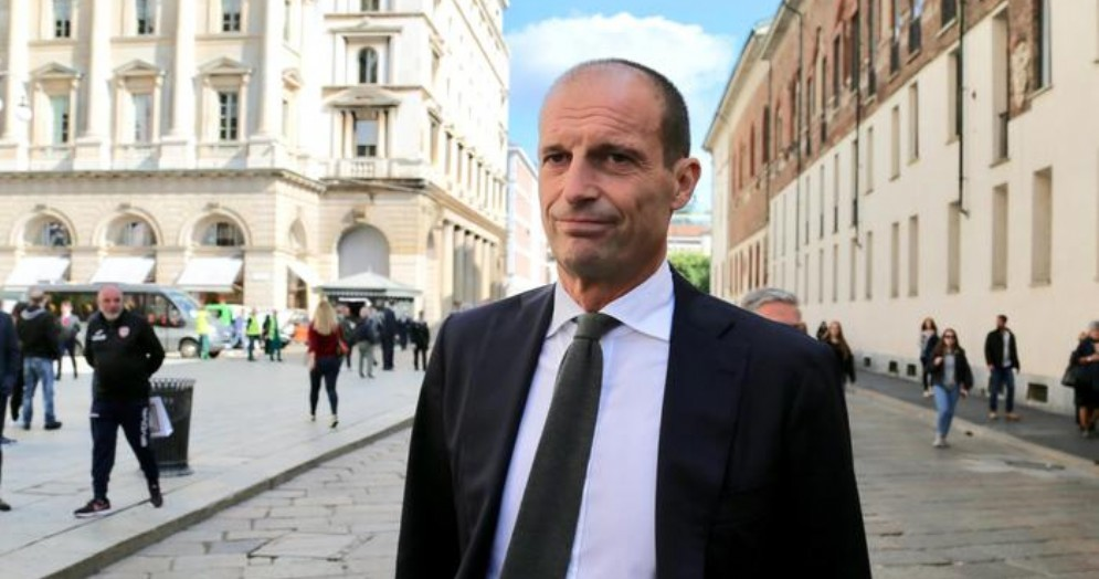 Massimiliano Allegri, ex tecnico della Juventus