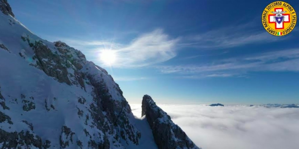 Precipita da una cengia a va un volo di 20 metri: ferito alpinista friulano