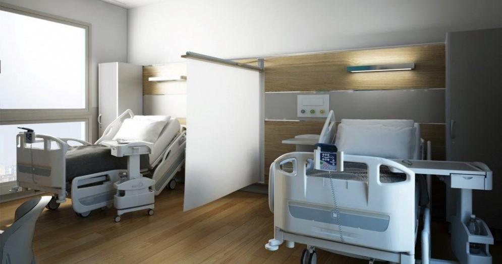 Camera d'ospedale