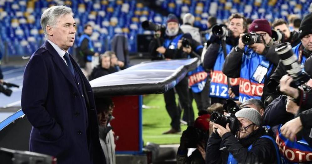 Carlo Ancelotti, ex allenatore del Napoli