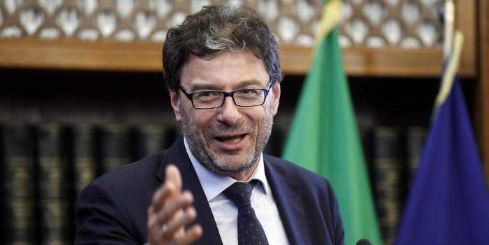 Giancarlo Giorgetti, vicesegretario della Lega