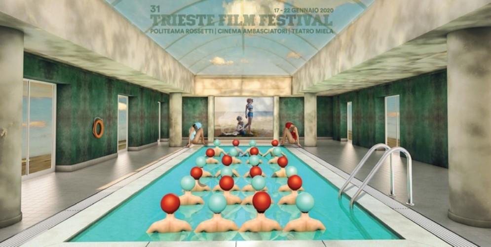 La locandina dell'edizione numero 31 del Trieste Film Festival
