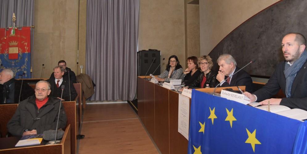 L'Assessore Barbara Zilli al convegno di Gemona del Friuli sull'Europa