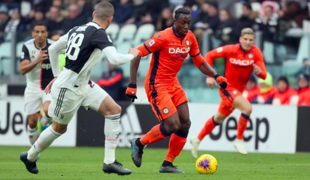 Troppa Juve per l'Udinese: Ronaldo e Bonucci abbattono i friulani