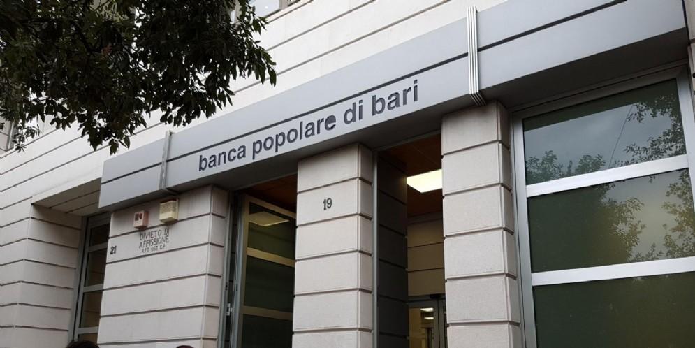 Filiale della Banca Popolare di Bari