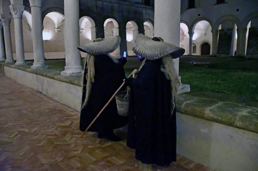 Matera, the Cucibocca Night