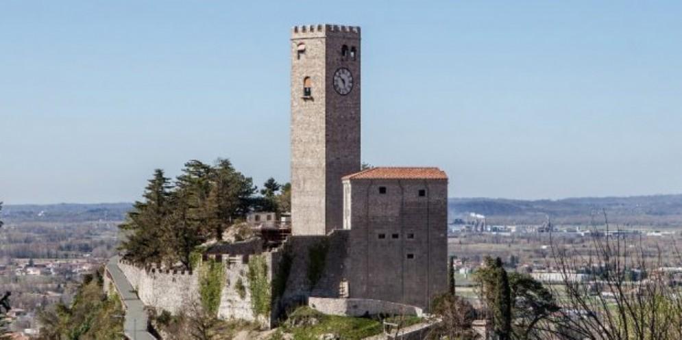 A Gemona riparono le ex carceri del Castello dopo più di 40 anni