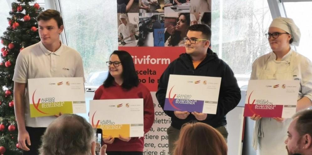 Civiform Trieste premia le sue Eccellenze. Cerimonia a Opicina per il progetto «Una Scuola in Regola»