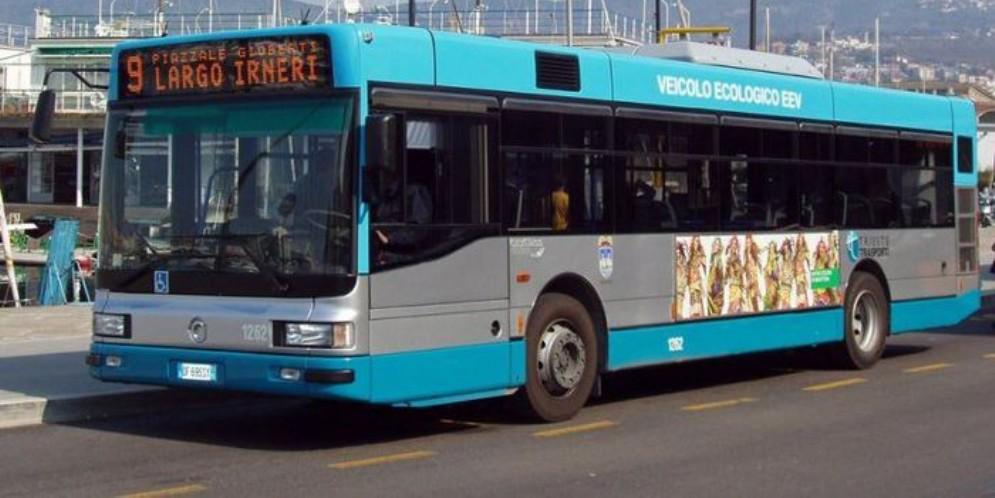 Autobus della Trieste Trasporti