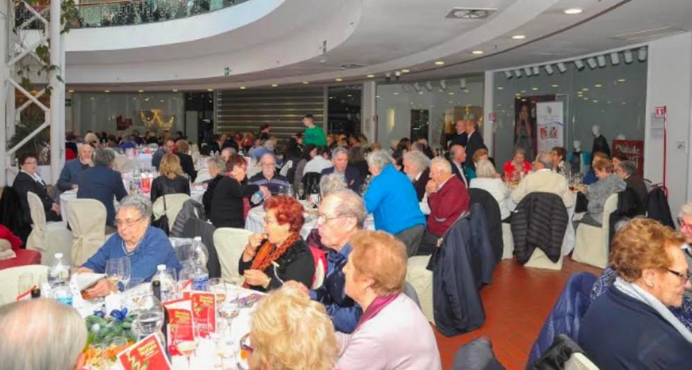 Grande partecipazione per 'Nonno Natale' al Città Fiera