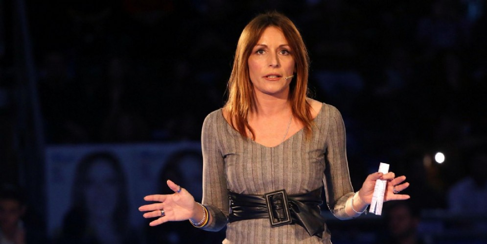 Lucia Borgonzoni, candidata del centrodestra alla Regione Emilia Romagna