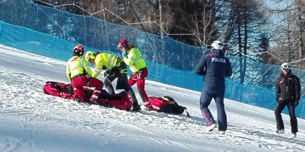 Grave incidente sugli sci a Tarvisio: ferita una 16enne