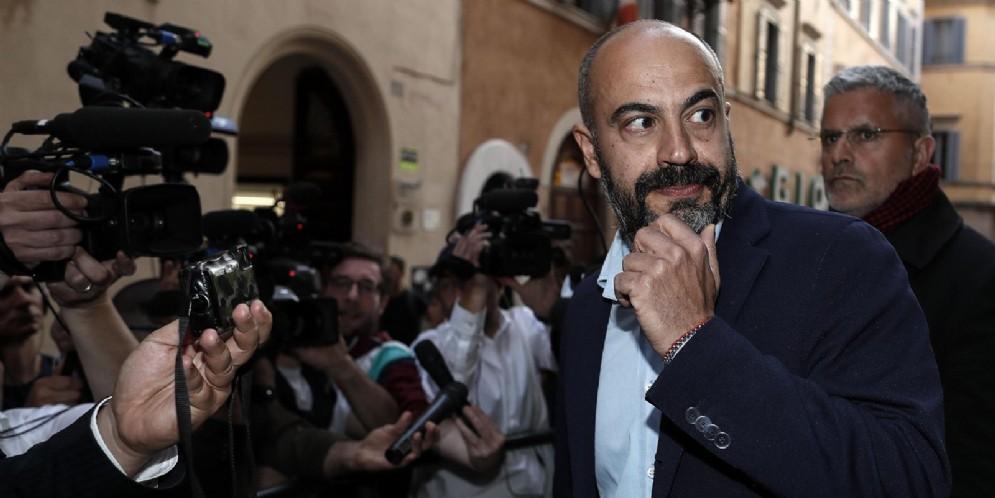 Gianluigi Paragone, Senatore espulso dai M5s