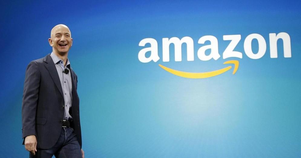 Jezz Bezos, CEO di Amazon
