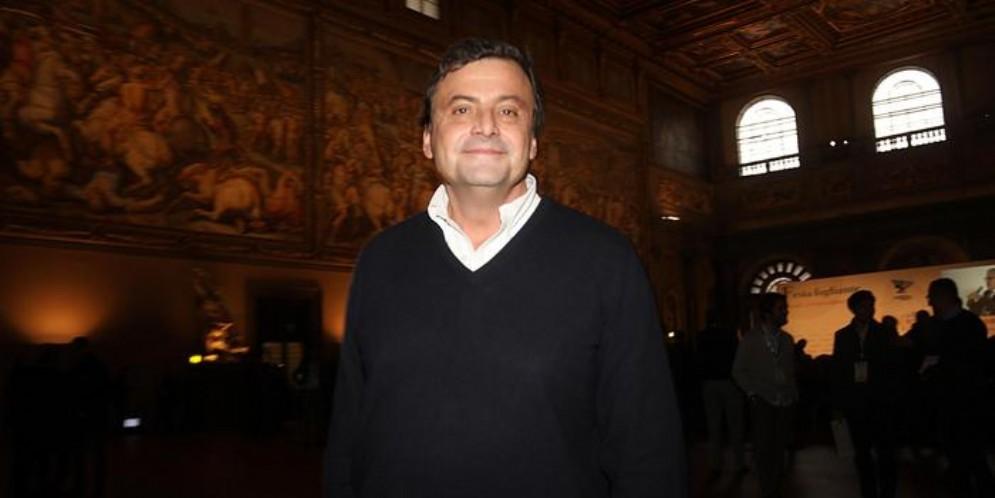 Il leader di Azione, Carlo Calenda