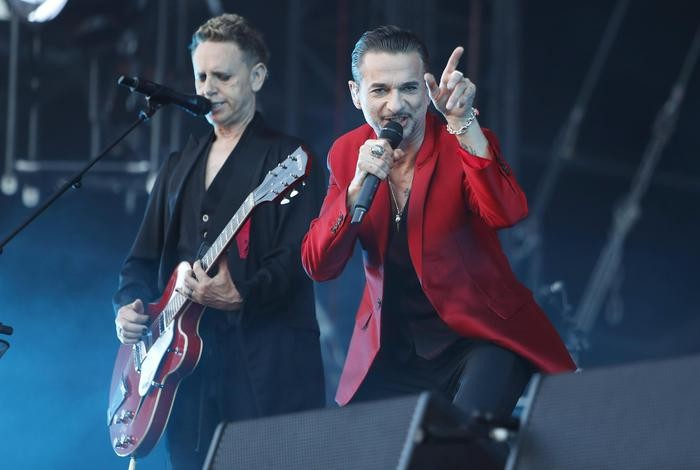 Depeche Mode in concerto