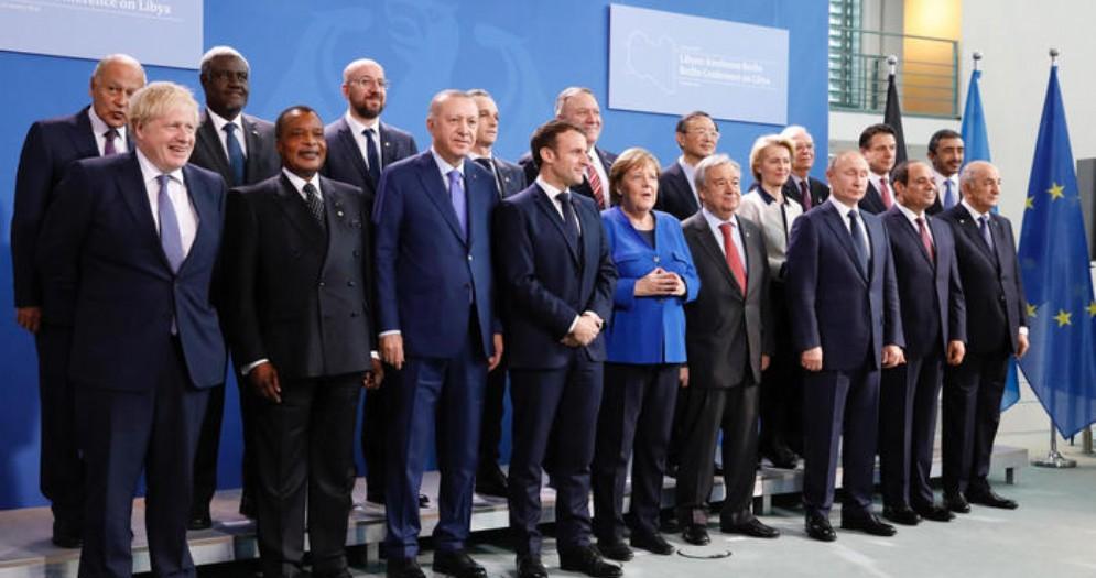 Conferenza di Berlino sulla Libia