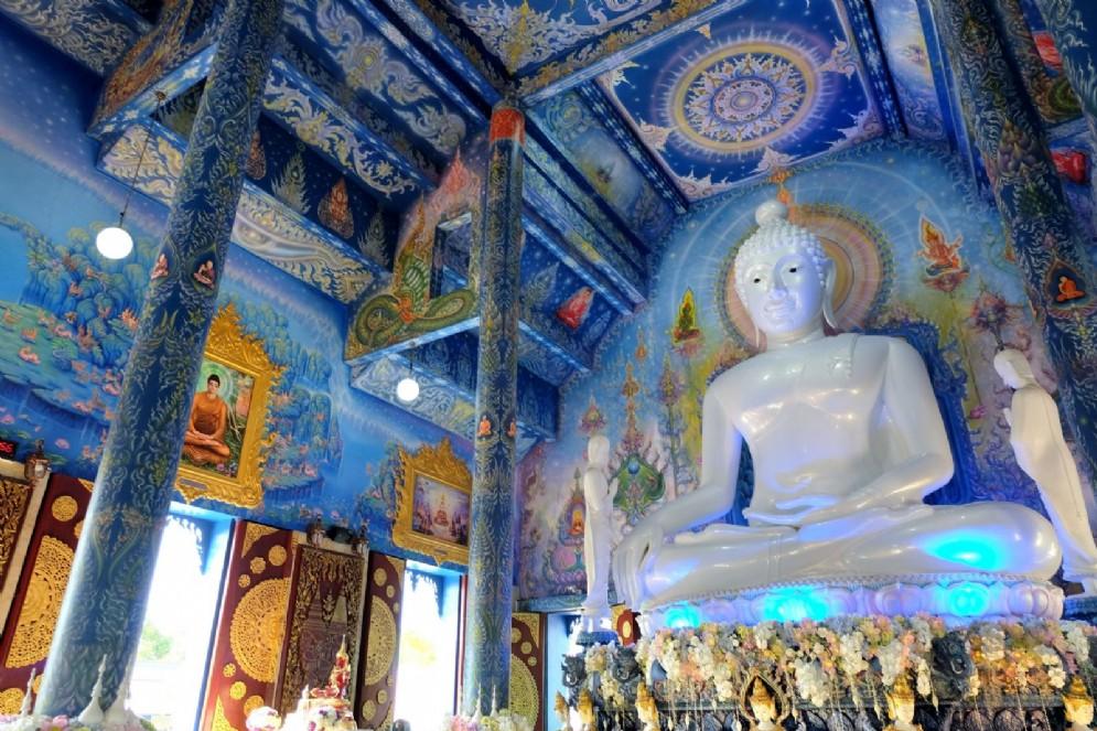 Wat Rong Seur Ten, Thailandia